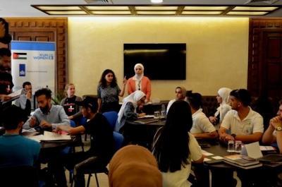 عمان الأهلية تستضيف مبادرة