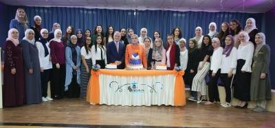 مدارس النظم تقيم احتفالية خاصة لتكريم الطالبات المتميزات في الثانوية العامة