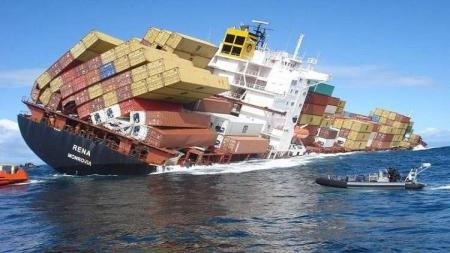 تصادم سفنتين شحن تونسية وقبرصية بالمتوسط
