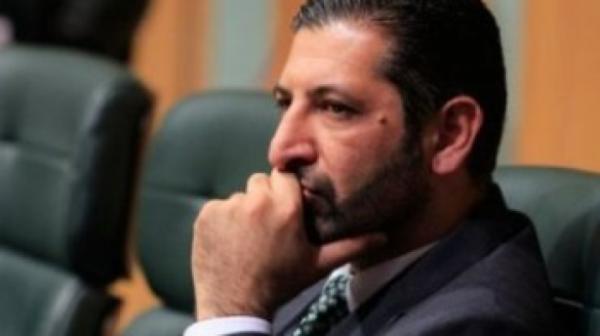 النائب القضاة يعلق على مداهمة مكتب نائب في عمان