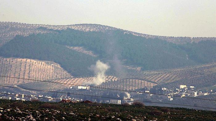 مقتل 7 مدنيين في قصف للتحالف على مسجد بدير الزور