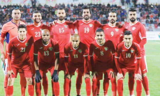 النشامى يتعادل مع السعودية وديا في عمان