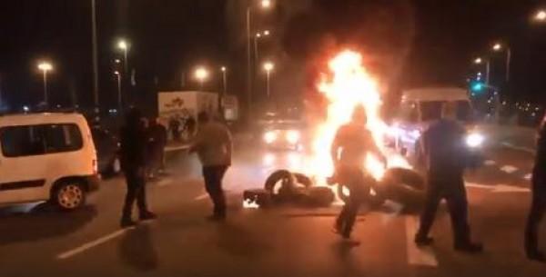 احتجاجات إسرائيلية في سديروت ضد التهدئة بغزة