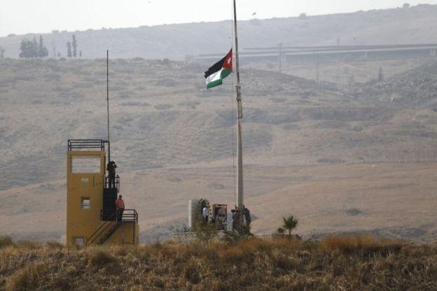 مصدر: إسرائيل لم تطلب التمديد بالباقورة والغمر