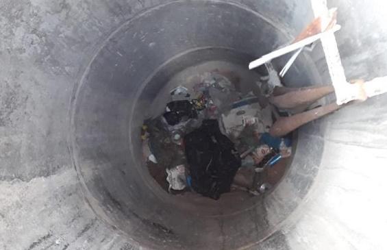 كارثة جديدة محتملة تنتظر سكان في شرق العاصمة عمان