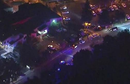 12 قتيل في حادث إطلاق النار داخل ملهى ليل في ولاية كاليفورنيا