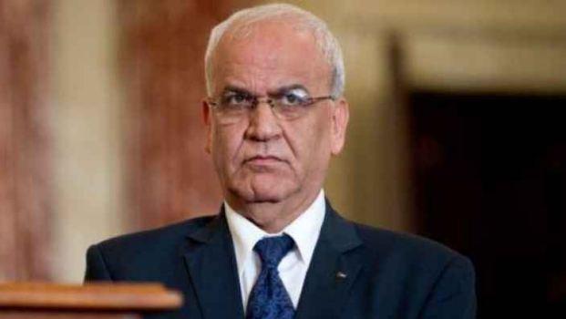 عريقات من عمّان يشن هجوما لاذعا على ترمب