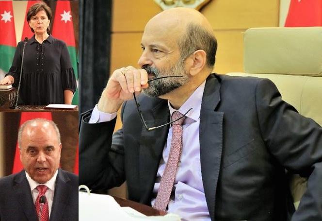 رئيس الوزراء الرزاز لم يوافق على استقالة محافظه وعناب
