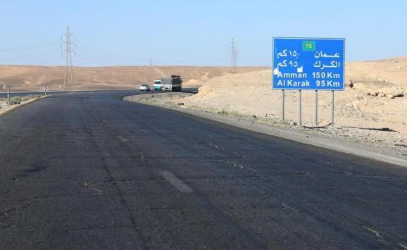 هل ينتهي مسلسل الطريق الصحراوي ؟؟