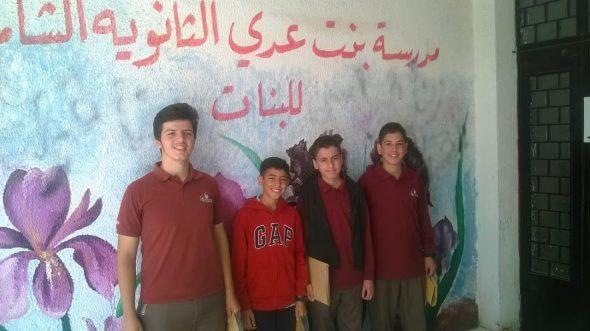 حصاد وفير متميز لطلبة مدارس النظم الحديثة في مسابقة الإبداع في اللغة العربية