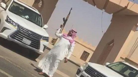 سعودي يقتل عاملي نظافة رميا بالرصاص