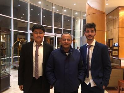 ذكور مدارس النظم الحديثة يحصدون المراكز المتقدمة في معرض مصر بمدينة شرم الشيخ
