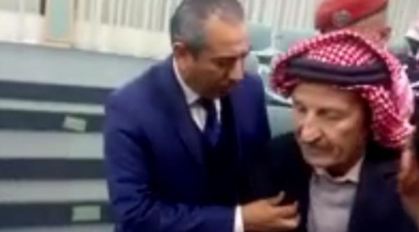 أردني يحتج : والله حرام العفو ما يشمل ابني دفعت ربع مليون يا ناس