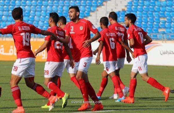 لاعبو الجزيرة الأردني يهددون بفسخ عقودهم