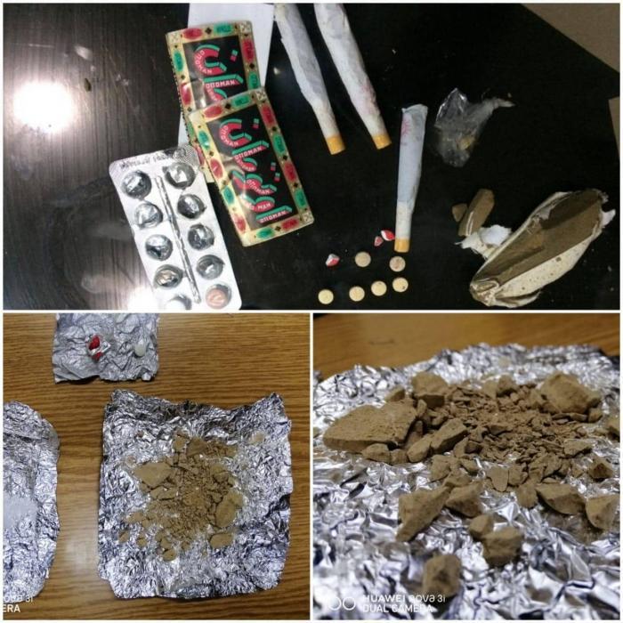 القبض على 17 مروجا ومتعاطيا للمخدرات