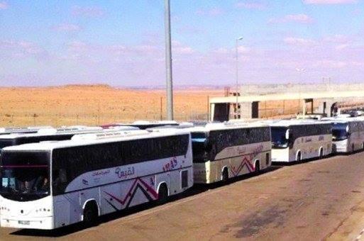 انتهاء أزمة حافلات المعتمرين على الحدود