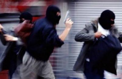 سطو مسلح على البنك الاهلي في سحاب