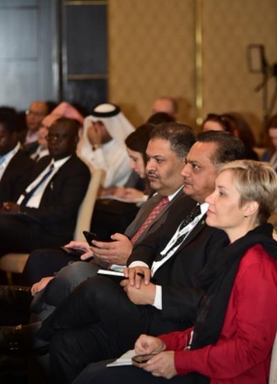 جامعة عمان الأهلية تشارك في قمة تايمز بدولة قطر