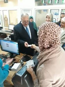 الزبن يؤكد على توسعة مظلة التأمين المدني بشمول فئات جديدة