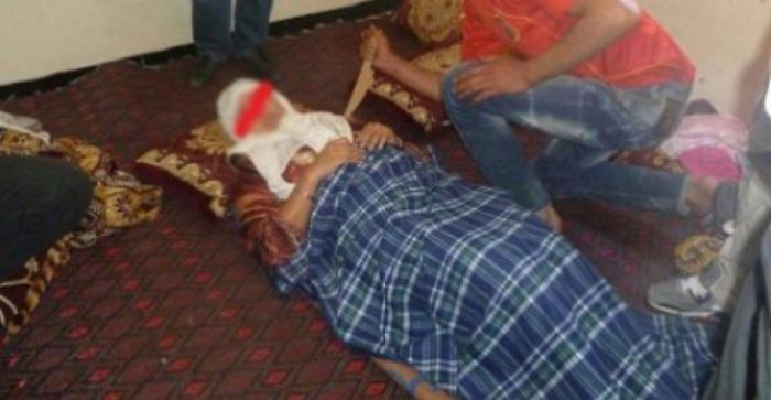قتل والدته بسبب خلافات بينهما على الميراث وضع جثتها في ملح
