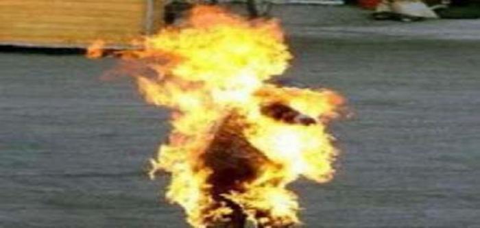 ثلاثينية تنتحر حرقاً في حي نزال