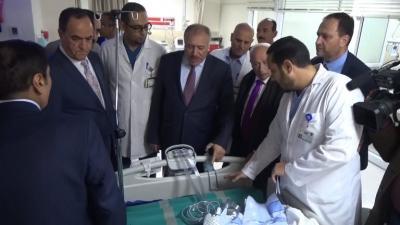 شركة البوتاس تتبرع بمبلغ 265 الف دينار لمستشفى الجامعه الاردنية