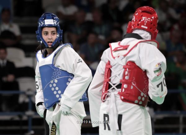ذهبية أردنية في بطولة تركيا للتايكواندو