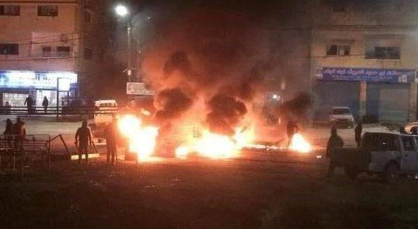 تواصل اطلاق النار في عنجرة.. والزغول: البلدة شبه مغلقة