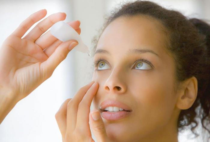 أسباب وأحدث علاجات جفاف العين