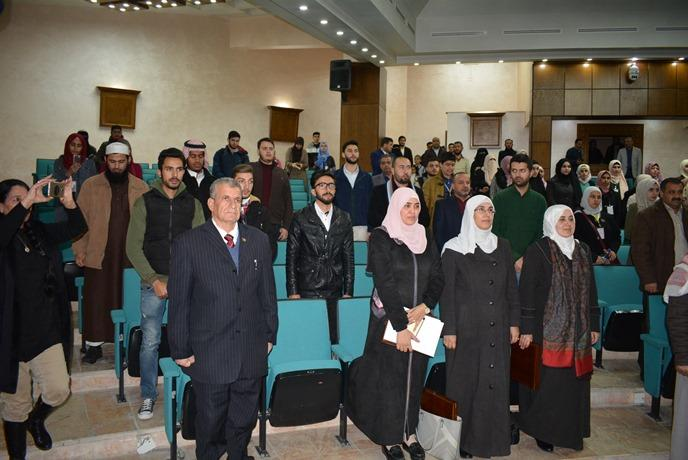 تكريم الفائزين بجائزة الدكتور أحمد الحوراني