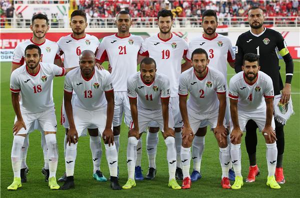 النشامى على موعد مع لقاء سوريا والعراق..!