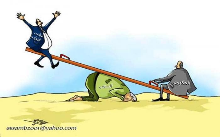 اذا كانت كلفة اقالة حكومة الرزاز حل مجلس النواب ، فبها ونعمت
