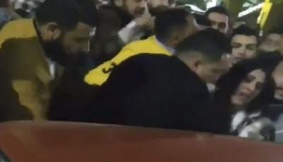 صراخ فتاة مصرية بعد تعرضها للتحرش الجماعي في ليلة رأس السنة ( فيديو )