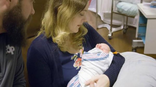 ولادة أول طفل في العالم من رحم امرأة متوفاة
