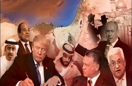 الأردن يكاد يكون الوحيد الذي يرفض صفقة القرن