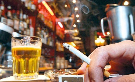 مؤشر خطير .. ارتفاع نسبة استهلاك الأردنيين للكحول والتبغ