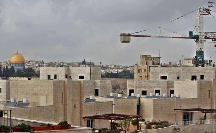 مشروع استيطاني لعزل القدس