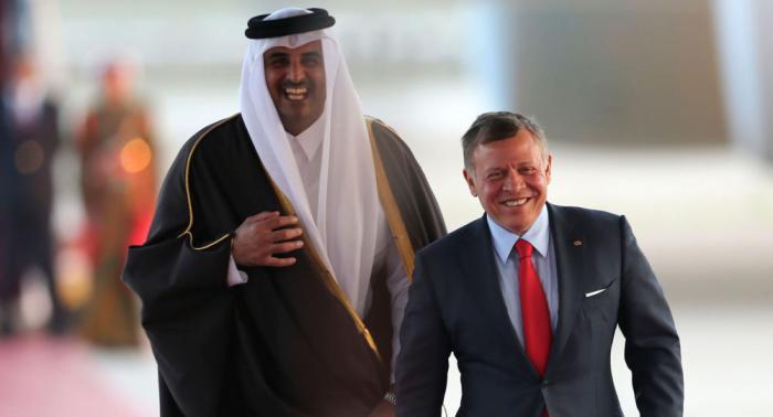 زيارة امير قطر للأردن تحظى بأهمية خاصة «توقيتاً وموضوعاً»