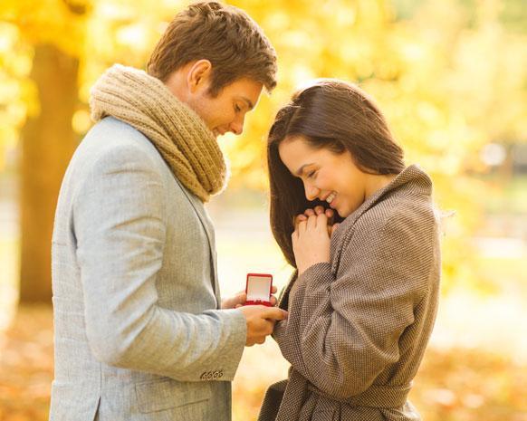 للبنت عند الزواج:كيف تختارين الرجل المناسب