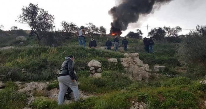 نابلس: استشهاد طفل وإصابة 60 آخرين بينهم 3 خطيرة خلال مواجهات