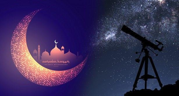 أول أيام رمضان فلكيا في جميع الدول العربية