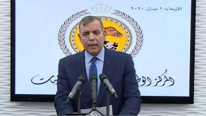 جابر: أهل المتوفى أمس رفضوا انتظار نتائج فحصه