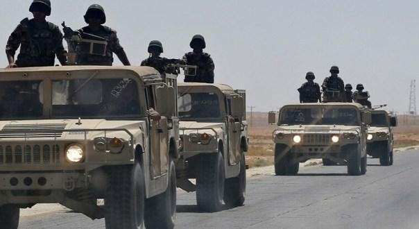 المنطقة العسكرية الشمالية تحبط محاولة تهريب مواد مخدرة