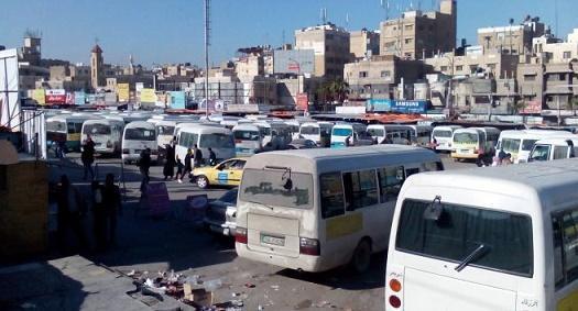 اللوزي : مخالفة من لا يرتدي الكمامات في وسائط النقل العام