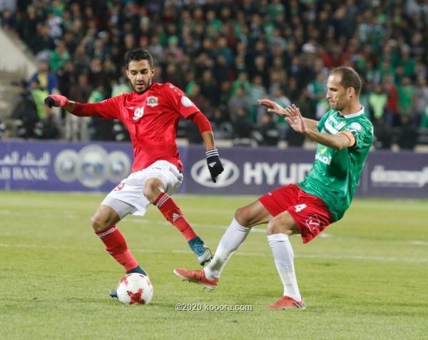 هل يخلط غياب الجماهير أوراق المنافسة على لقب الدوري الأردني؟