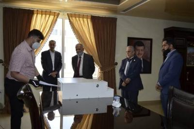 المجلس الأعلى للعلوم والتكنولوجيا يطَّلع على نتائج البحث التطبيقي في جامعة عمان الأهلية
