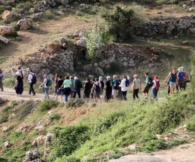 مواطنون يتصدون لمستوطنين حاولوا الاستيلاء على أرض بالخليل
