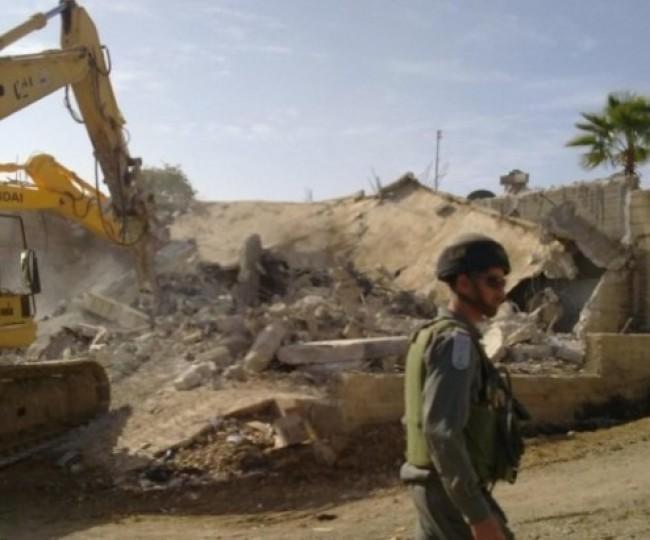 حكومة الاحتلال تهدد بهدم آلاف المنازل في القدس المحتلة