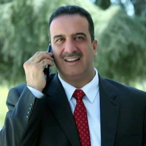 المخضرم احمد الجالودي لابناء الدائرة الاولى انا قادم وكلي ثقة فيكم