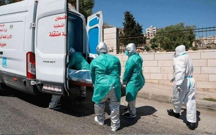 فلسطين: 15 وفاة و963 اصابة جديدة بكورونا